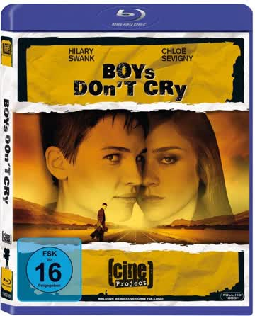 Boys Don't Cry (BR) Cine Project Min: 114DD5.1WS