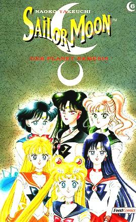 Sailor Moon 6. Der Planet Nemesis