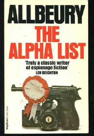 The Alpha List