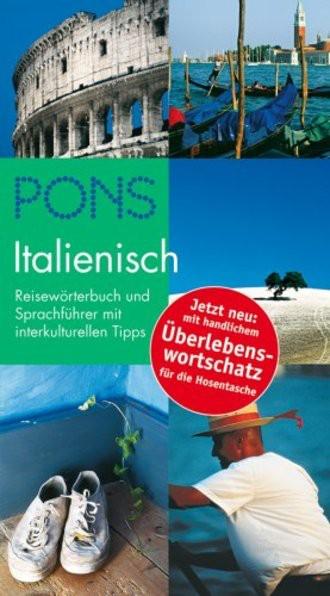 PONS Italienisch Reisewörterbuch (PONS-Wörterbücher)