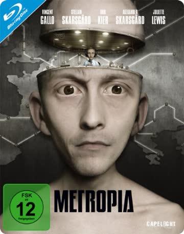 Metropia (limitiertes Steelbook) [Blu-ray]