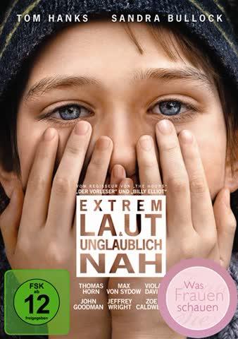 EXTREM LAUT UND UNGLAUBLICH NA [DVD] [2011]