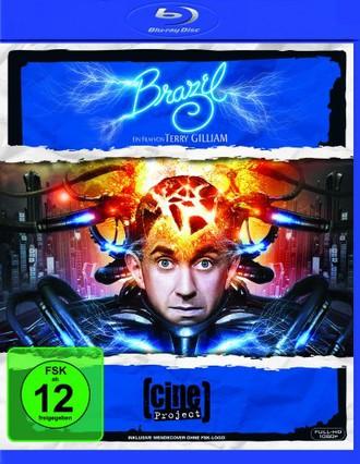 Brazil - Cine Project [Blu-ray]