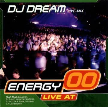 DJ Dream - Live at Energy 00