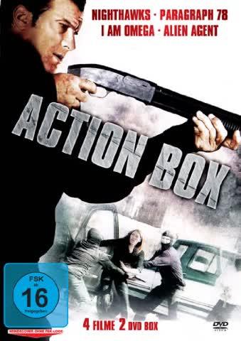 Action Box, Vol. 2 [2 DVDs]