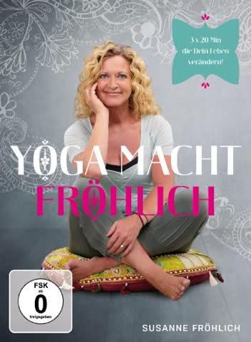 Susanne Fröhlich - Yoga macht Fröhlich
