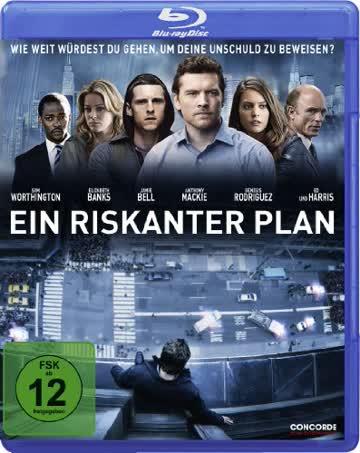 Ein riskanter Plan [Blu-ray]