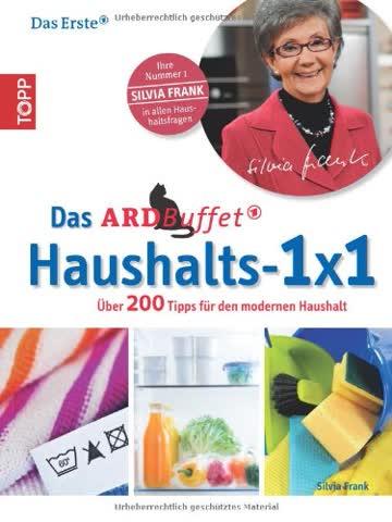 Das ARD-Buffet Haushalts 1x1