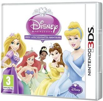 Disney Prinzessin: Mein märchenhaftes Abenteuer