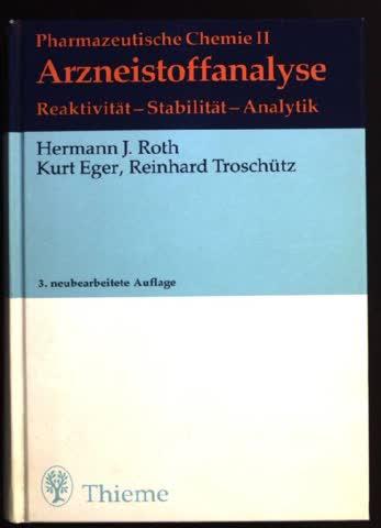 Pharmazeutische Analytik: In Anlehnung an d. Gegenstandskatalog (Thieme Taschenlehrbuch Pharmazie)