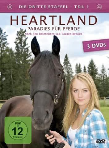 Heartland - Paradies für Pferde: Die dritte Staffel, Teil 1 [3 DVDs]