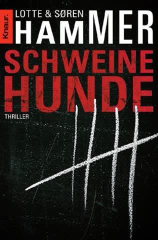 Schweinehunde: Kriminalroman (Ein Fall für Konrad Simonsen, Band 1)