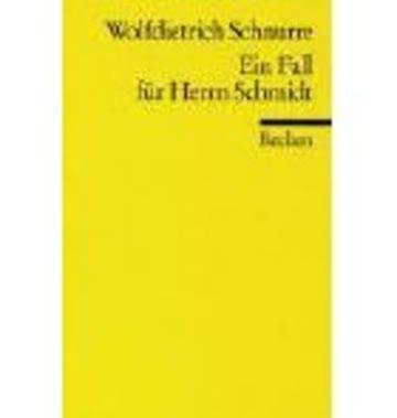 Ein Fall Für Herrn Schmidt.
