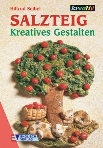 Salzteig, Kreatives Gestalten