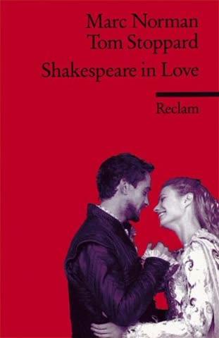 Shakespeare in Love. A Screenplay  (Lernmaterialien)