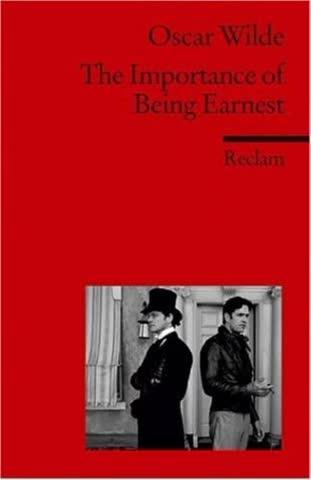 The Importance of Being Earnest. A Trivial Comedy for Serious People  (Lernmaterialien) (Reclams Universal-Bibliothek (Reihenkürzel: RUB), (TBA-Kürzel: 0666))