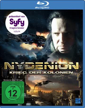 Nydenion - Krieg der Kolonien [Blu-ray]