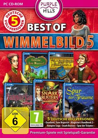 Purple Hills: Best of Wimmelbild Vol. 5