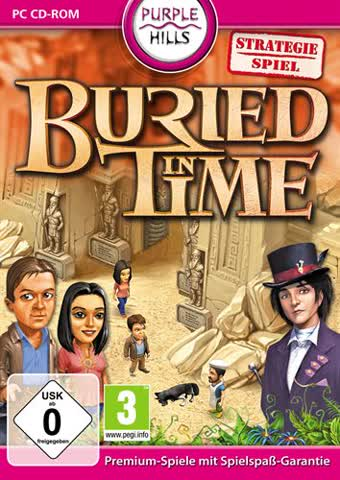 Purple Hills: Buried in Time