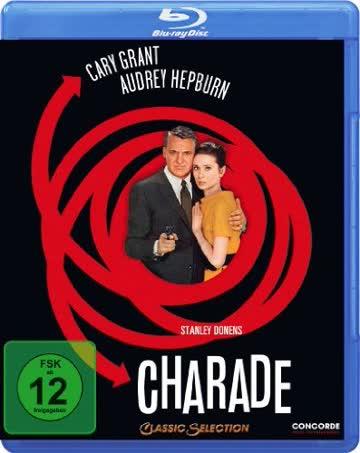 CHARADE (BLU-RAY) - VARIOUS