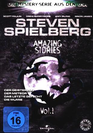 Amazing Stories Vol. 1