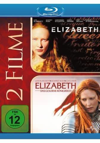 Elizabeth / Elizabeth - Das goldene Königreich [Blu-ray]