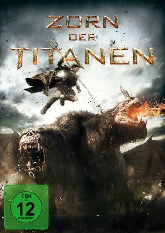 ZORN DER TITANEN - NEESON LIAM [DVD] [2012]