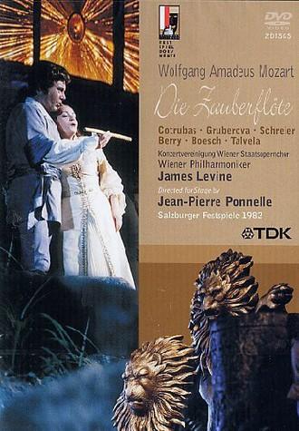 Mozart, Wolfgang Amadeus - Die Zauberflöte (2 DVDs, NTSC)