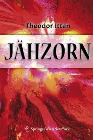Jähzorn; Psychotherapeutische Antworten Auf Ein Unberechenbares Gefühl
