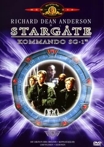 Stargate Kommando SG-1, DVD 09