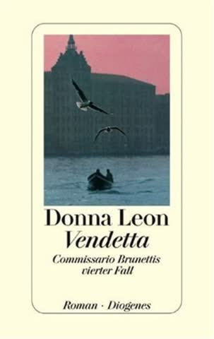 Vendetta. Commissario Brunettis vierter Fall