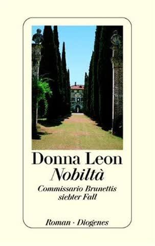 Nobilta; Commissario Brunettis Siebter Fall