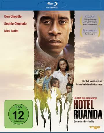 Hotel Ruanda [Blu-ray]