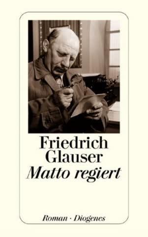 Matto Regiert; (Sämtliche Kriminalromane, 3)
