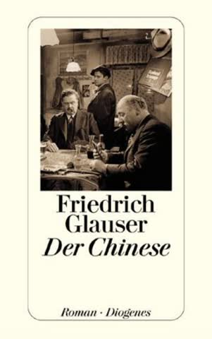 Der Chinese; (Sämtliche Kriminalromane, 4)