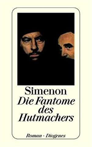 Die Fantome des Hutmachers. Roman.