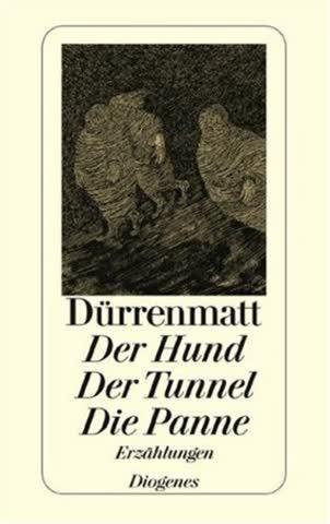 Der Hund / Der Tunnel / Die Panne; (Werkausgabe In 37 Bänden, 21)