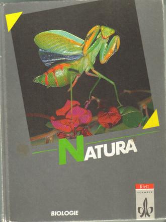 Natura: Natura. Schülerbuch 2 (7.-10. Schuljahr)