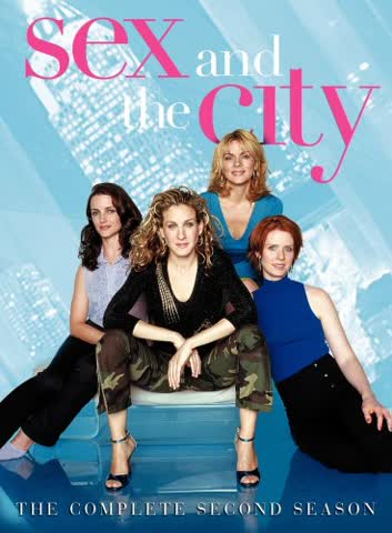 Sex and the City - The complete second Season - IMPORT