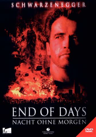 END OF DAYS - END OF DAYS [DVD] [1999]
