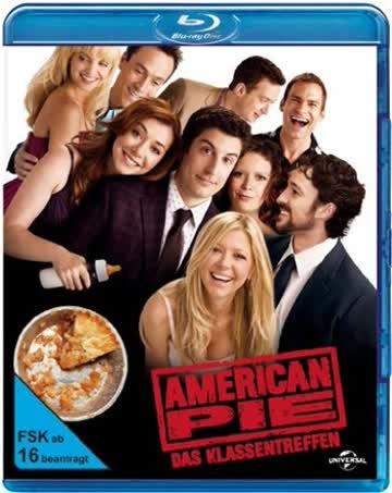 AMERICAN PIE-DAS KLASSENT - V/ [Blu-ray] [2011]