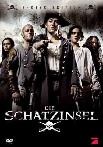DVD * Die Schatzinsel (2 Discs) [Import allemand]