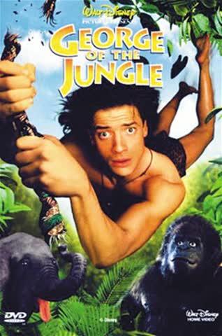 George, der aus dem Dschungel kam