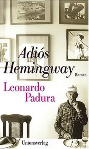 Adiós Hemingway: Roman