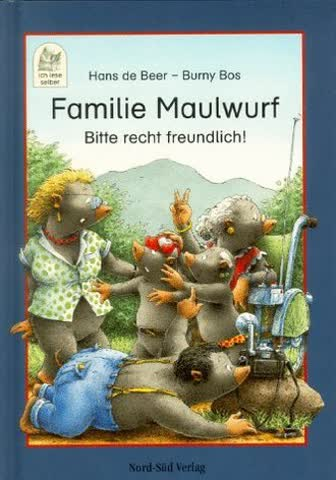Familie Maulwurf, Bitte recht freundlich!