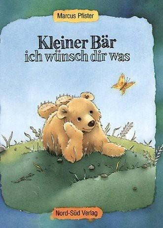 Kleiner Bär, ich wünsch dir was