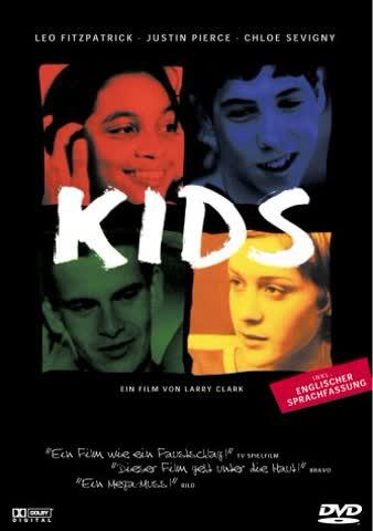 Kids [DVD] [1996]