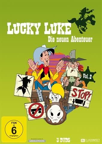 Lucky Luke Box 2