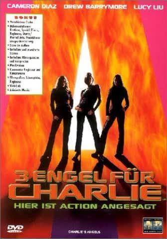 DREI ENGEL FÜR CHARLIE - DREI [DVD] [2000]