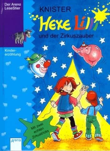 Hexe Lilli 03. Hexe Lilli Und Der Zirkuszauber